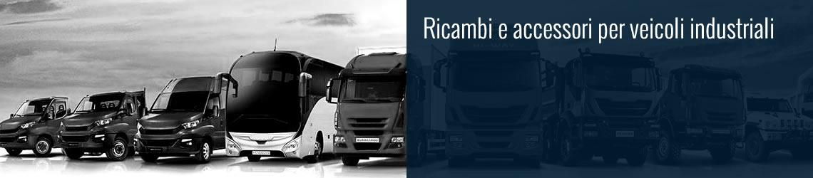 Ricambi e accessori per veicoli industriali