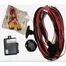 Kit elettrico con presa 13 poli 12V  ISO 11446 e cablaggio universale con centralina CELU CAN1-00250961