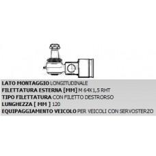 Testa Sterzo Servosterzo 110-130NC-0186649...