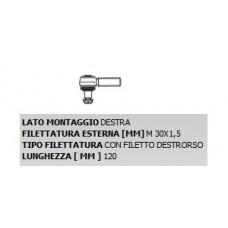 Testa Sterzo Scania P,G,R-0186757...