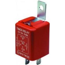 Relais 12 V temporizzato (3 minuti) alla diseccitazione 12V - 10A per staccabatterie-05931300