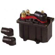 Teleruttore generale di corrente 24 V con stacco del positivo e collegamento di potenza raddoppiato-08094562