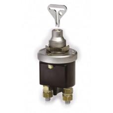 Staccabatteria ad azionamento manuale con chiave estraibile,perni M10-08098300