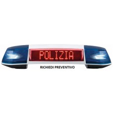 Barra di segnalazione veicoli prioritari-101275