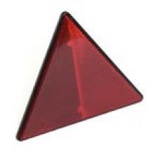 Catadriotto Triangolare Rosso con perni di fissaggio-1020544
