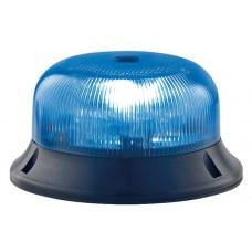 Lampeggiante Led 12/24 V Calotta blu fissaggio a vite-1036427...