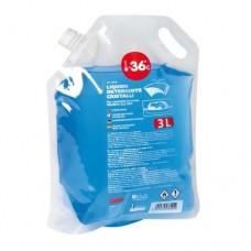 Liquido detergente cristalli (-36°C) 3000 ml.-1038094...