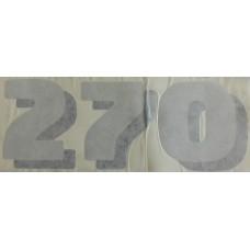Cavallaggio 270-104238/270
