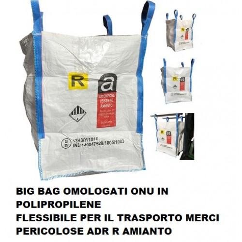 843a0b1c15 Big bag omologati in polipropilene con apertura a caramella e fondo  piatto-105004