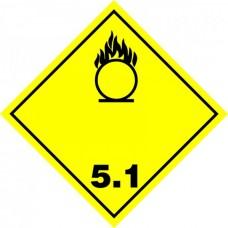 Contrassegno per veicoli a norme A.D.R.-106101/A/30