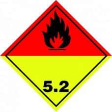 Contrassegno per veicoli a norme A.D.R.-106107/A/30