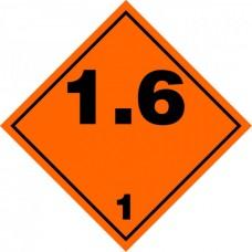 Contrassegno per veicoli a norme A.D.R.-106111/A/30