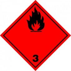Contrassegno per veicoli a norme A.D.R.-106112/A/30