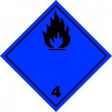 Contrassegno per veicoli a norme A.D.R.-106115/A/30