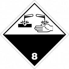 Contrassegno per veicoli a norme A.D.R.-106116/A/30