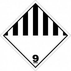 Contrassegno per veicoli a norme A.D.R.-106117/A/30