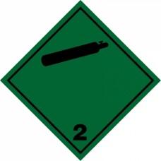 Contrassegno per veicoli a norme A.D.R.-106118/A/30