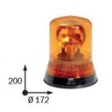 Lampeggiante Girevole 12/24V d. 172-1067500