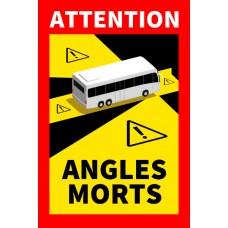 Contrassegno Angles Morts Bus-107103...