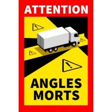 Contrassegno Angles Morts Truck-107104...