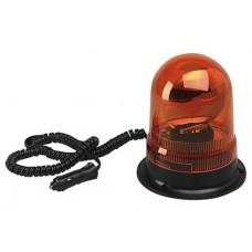 Lampada Rotante 12V/24V  Base magnetica  con presa accendisigari-1073025