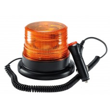Lampeggiante 48 LED Colore Ambra 10 V - 30 V-1090002