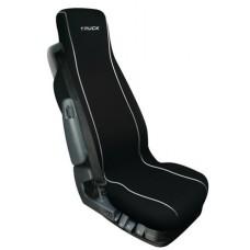 Coprisedile Modello Silvia in cotone colore nero per Camion-1098609