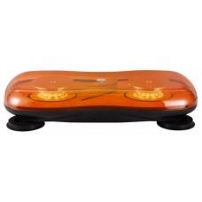 BARRA SEGNALAZIONE A LED ROTANTE 204X80MM-10BL10K0011