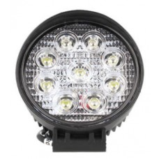 FARO LED WORK TONDO 27W-10XXFLT