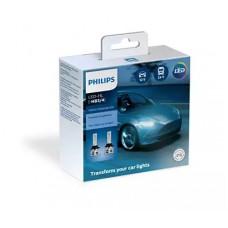 Kit Lampade Led HB3-HB4  Philips Ultinon essential 12/24 V 6500 K-11005UE2X2...