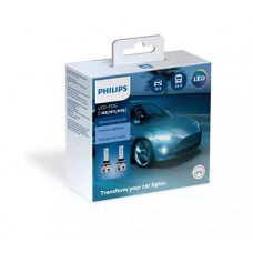 Kit Lampade Led H8-H11-H16 Philips Ultinon essential 12/24 V 6500 K-11366UE2X2...
