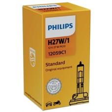 Lampada Philips H27W/1 12 V 27 W-12059C1...