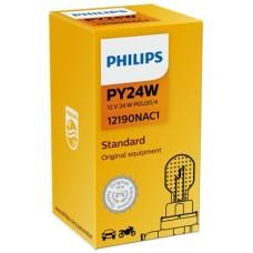 Lampada Philips PY24W 12 V 24 W-12190NAC1...