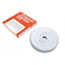 Confezione 100 Pz. dischi tachigrafo Kienzle 125 Km/h-125-24 EC 4 K