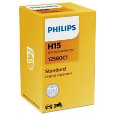 Lampada Philips  H15 12 V 55/15 W-12580C1