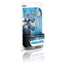 Kit lampade Philips 12V T10-12961BVB2
