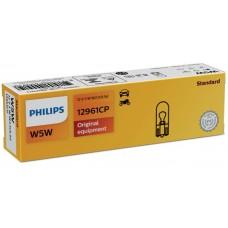 Lampada Philips  T10 12V 5W-12961CP