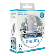 Kit lampade Philips H7 12V + 2PZ T10 12V 5W White Vision-12972WHVSM