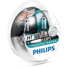 Kit Lampade Philips H7 12V X-Treme Vision +130%-12972XV+S2