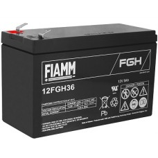 Batteria FIAAM 12 V 9 Ah SLA-12FGH36...
