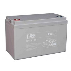 Batteria FIAMM 12 V 100 Ah (C20) AGM-12FGL100...