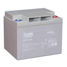Batteria FIAMM 12 V 42 Ah (C20) AGM-12FGL42...