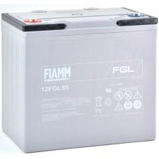Batteria FIAMM 12 V 55 Ah (C20) AGM-12FGL55...
