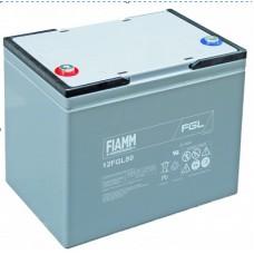 Batteria FIAMM 12 V 80 Ah (C20) AGM-12FGL80...