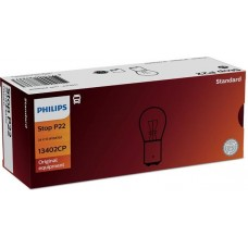 Lampada Philips 24 V P22 BA15d-13402CP...