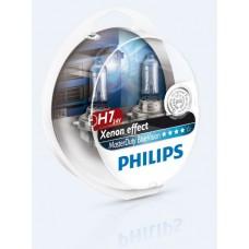 Kit lampade Philips H7 24V 70W MasterDuty Blue Vision-13972MDBVS2...
