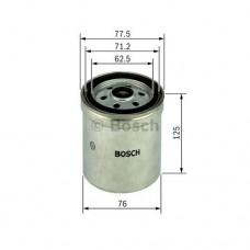 Filtro Carburante Iveco 330-1457434432