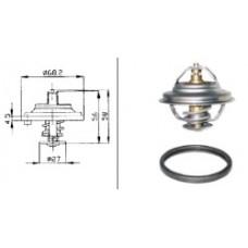 VALV TERMOST E/CARGO-95.14 (con gomm 24791.00) 79°C-420079...