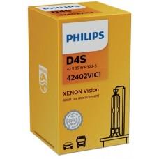 Lampada Philips D4S Vision-42402VIC1...