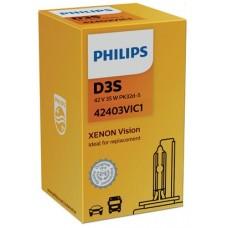 Lampada Philips D3S Vision-42403VIC1...